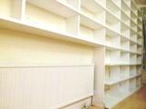 Modern Library Shelving